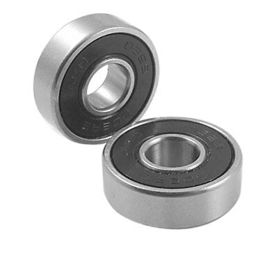 5 Pcs 608RS 8 x 22 x 7mm Shield Deep Groove Ball Bearings