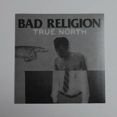 Bad Religion - True North * PROMO STICKER rare