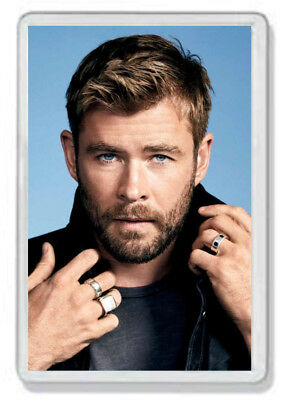 Chris Hemsworth 002 Fridge Magnet *Great Gift*