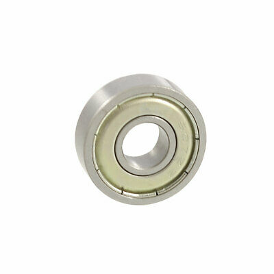 607ZZ Single Row Deep Groove Ball Bearings 19mm x 7mm x 6mm