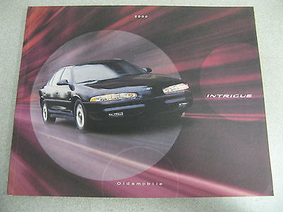 00 2000 oldsmobile intrigue owners manual 6 25 picclick rh picclick com 2000 oldsmobile intrigue owner's manual 2000 Oldsmobile Intrigue Repair Manual