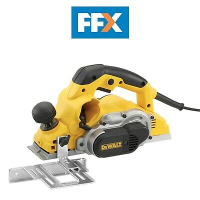 DeWalt D26500K-LX 110V Corded Electric Planer in Kit Box - 1050W
