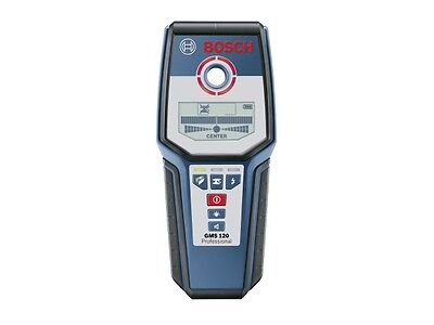 Bosch GMS 120 Multi Material Cable Detector Wood Metal & Cable