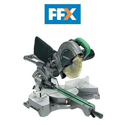 Hitachi C8FSE 230v 216mm Sliding Compound Mitre Saw
