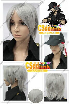 The World Ends with You Sho Minamimoto Cosplay wig