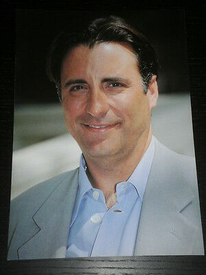 Andy Garcia - Celebrity Clipping 1 Full Page - Spanish Magazine - 0807