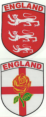 """Anglo-Saxon ENGLAND CAR WINDOW STICKER /""""ANGELCYNN WE ARE THE PEOPLE/"""" BD"""