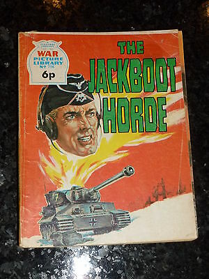 WAR PICTURE LIBRARY - No 716 - Date 1971 - UK Picture Comic Storybook
