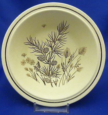 "A Grindley 'pinewood' 6"" Cereal/dessert Bowl"