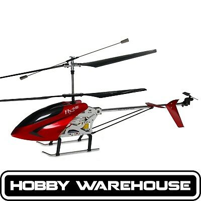 Double Horse 9115 3.5CH BIG RC Helicopter Gyro 84cm Red