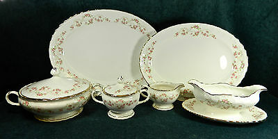 """42-Pieces (Or Less) Of Pope Gosser """"florence"""" Pattern #3025 American Fine China"""