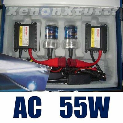 Kit Xenon Ac 55W Xeno Slim Ac Compatibili Canbus H1 H7 H3 H10 H9 H8 H11 Hb3 Hb4