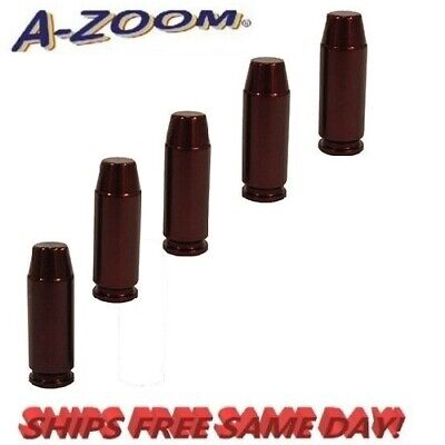 A-Zoom  Metal Snap Caps for 10 mm Auto 5 Pack # 15117  New!