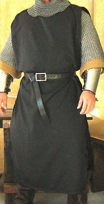 Medieval Knight Heraldry SCA Surcoat Tunic Tabard (T1)