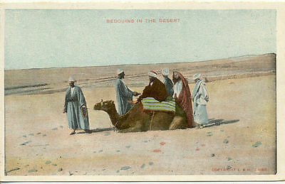 EGYPTE EGYPT bedouins in the desert