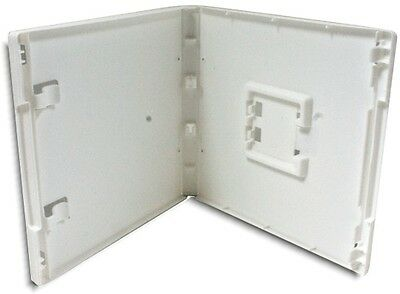 NINTENDO 3DS =WHITE= Replacement Game Case 2-Pak