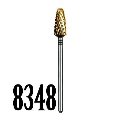 Variety Of Gold Plated Dental Lab Laboratory Tungsten Carbide Cutter Burs Burrs