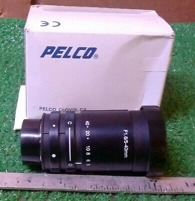 1 New Pelco 13Va540 Varifocal Lens Nib ***Make Offer***
