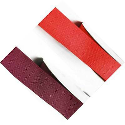 "Grosgrain Ribbon 1-1/4"" /32mm. WhoLesale 100 Yards, Rose to Red s coLor"
