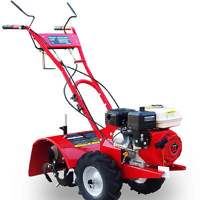 MAXTRA CE GS Apprroved 6.5HP Petrol Rotovator Tiller Cultivator Rotavator new
