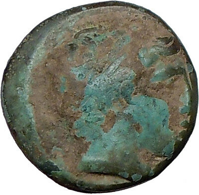 Philip II Alexander the Great Dad OLYMPIC GAMES Ancient Greek Coin Horse i23714