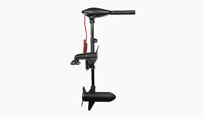 Electric trolling motor outboard 30 lbs trust 12 volts transom mount