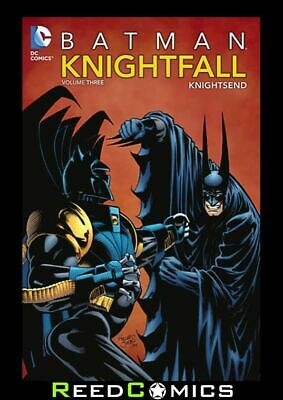 BATMAN KNIGHTFALL VOLUME 3 KNIGHTSEND GRAPHIC NOVEL (NEW EDITION - 652 Pages)