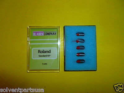 Blade for plotter Roland BL 45 degree 5 pcs in a Box