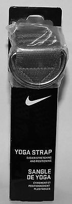 Nike Unisex Grey Yoga Strap (Offered by Cozee Clothing) **