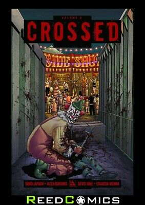 CROSSED VOLUME 5 GRAPHIC NOVEL New Paperback Collects Crossed Badlands #10-18