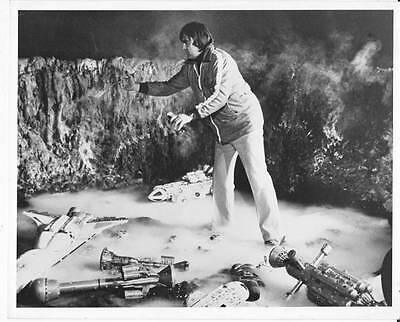 SPACE 1999 behind-the-scenes 8 x 10 black & white photo