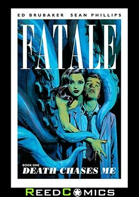 FATALE VOLUME 1 DEATH CHASES ME GRAPHIC NOVEL New Paperback Collects #1-5