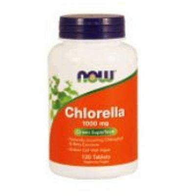 Chlorella, 1000 mg, 120 Tablets, 24hr dispatch, Now Foods