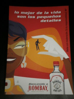 DRY GIN 2001 SPANISH BEEFEATER AD PUBLICITE ANUNCIO 1630