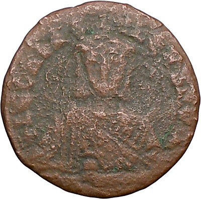 LEO VI, the Wise BYZANTINE Emperor Genuine Large Ancient Coin 886AD  i27557
