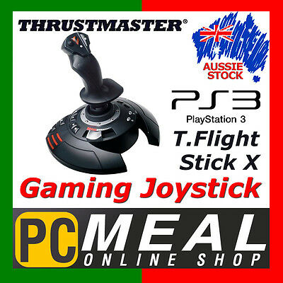 Thrustmaster T.Flight Stick X Joystick For PC PS3 Gaming Controller Programmable