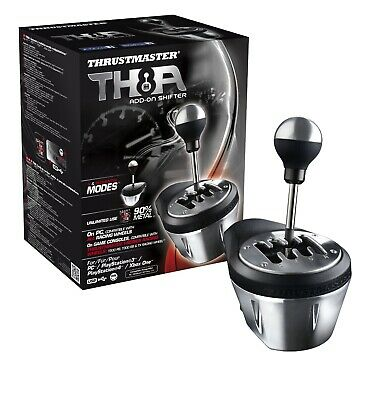 Thrustmaster TH8A Gearbox Shifter PC PS3 PS4 Xbox One USB Racing Game Controller