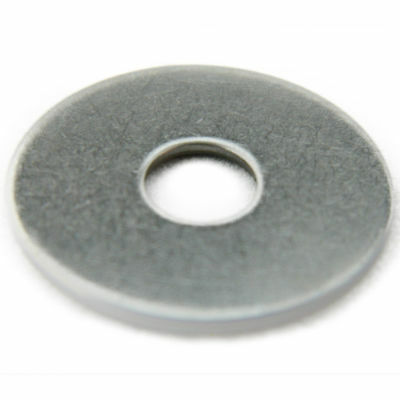 """Stainless Steel Fender Washers Over Sized 1/4 x 1"""" Qty 25"""