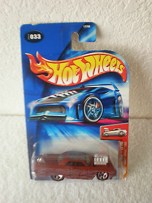 Hot Wheels 2004 First Editions 'Tooned Chevy Impala 1964 #33/100 Cars