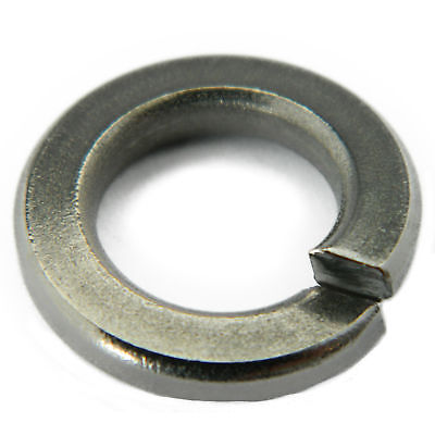 Stainless Steel Split Lock Washers Spring Medium #10 Qty 250