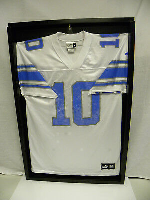 JERSEY DISPLAY CASE for Autographed T shirts & Jerseys