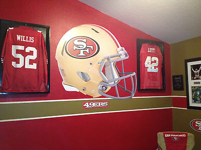 Sports Jersey Display Case  frame shadow box BS