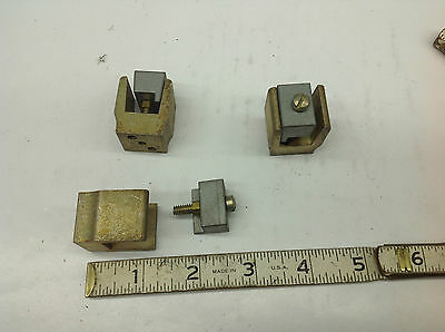 3- Allen Bradley Fuse Clip Kit Parts. UNKNOWN PART NUMBER