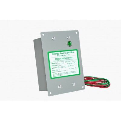KVAR Residential Surge Protector Energy Saver Green Box (Panel Flush Mount)