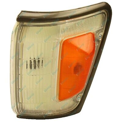 for Toyota Hilux 4WD '88-'91 GREY TRIM Corner Indicator Park Light LEFT LH LHS