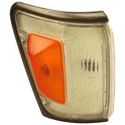 for Toyota Hilux 4WD '88-'91 GREY TRIM Corner Indicator Park Light RIGHT RH RHS