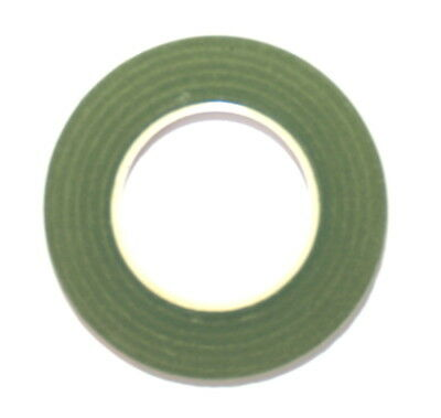 4 Reels Of Light Green Florist Tape Free Fast Postage