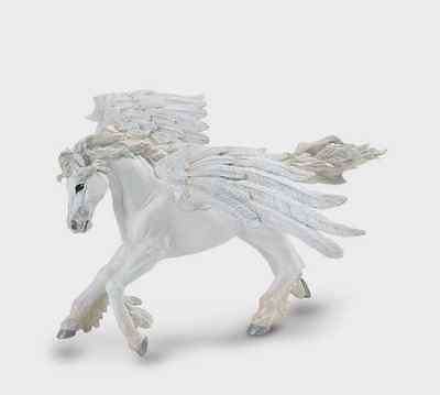 Pegasus of Greek Mythology #800729 ~ Ships Free/USA w/$25+SAFARI LTD. Products