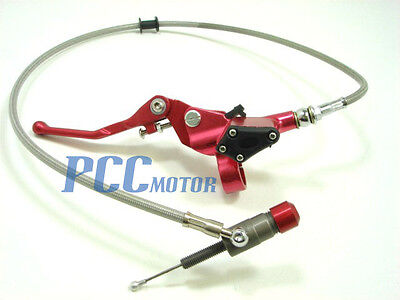 Hydraulic Clutch Lever Master Cylinder Pit Dirt Bike Mx Atv M Lv07