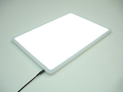 A1 SUPER LED Light Box -TRACING, DRAWING, DESIGN, ART LIGHT PAD -Light control